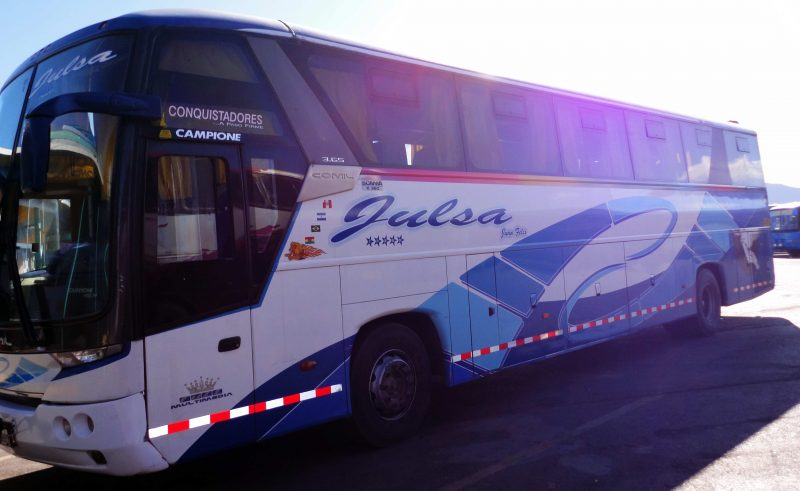 7 Ways to Survive an Overnight Bus in Latin America