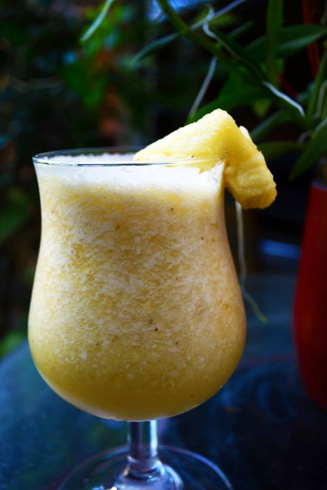 Recipe For The Freshest (And Cheapest) Pina Colada You'll Ever Taste