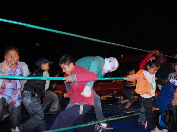 the best lucha libre show in mexico