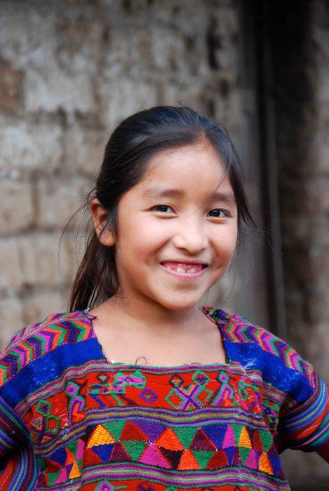 Friday Faces: Josefina from Nebaj Guatemala