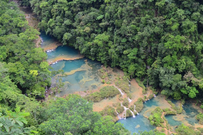 Semuc Champey: A Backpackers Delight!