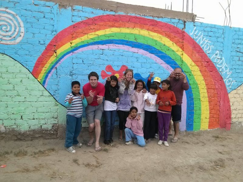 low cost volunteering abroad