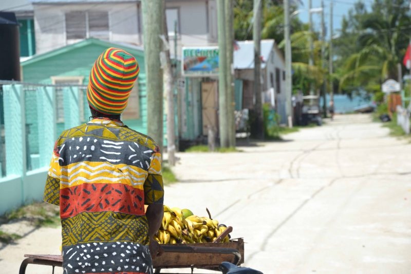 caye caulker backpacking