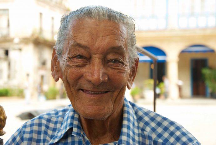 Friday Faces: Ernesto from Havana, Cuba