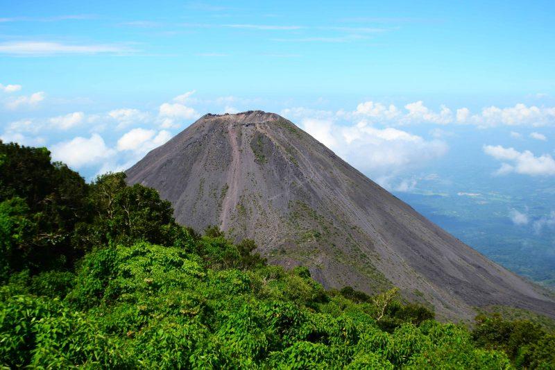 Hiking the Santa Ana Volcano in El Salvador