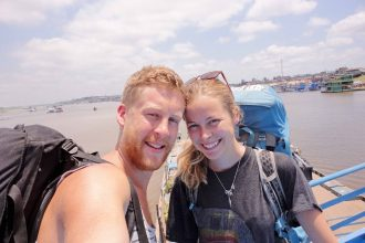Backpacking in Iquitos