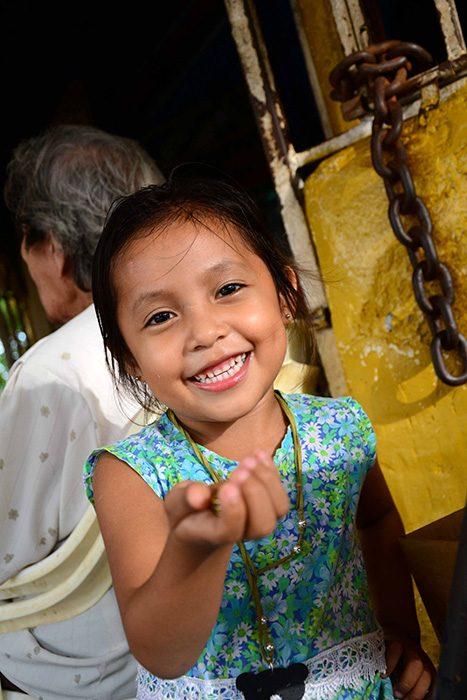 Friday Faces: Angelina from Masaya, Nicaragua