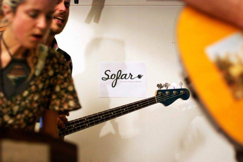 sofar sounds san francisco