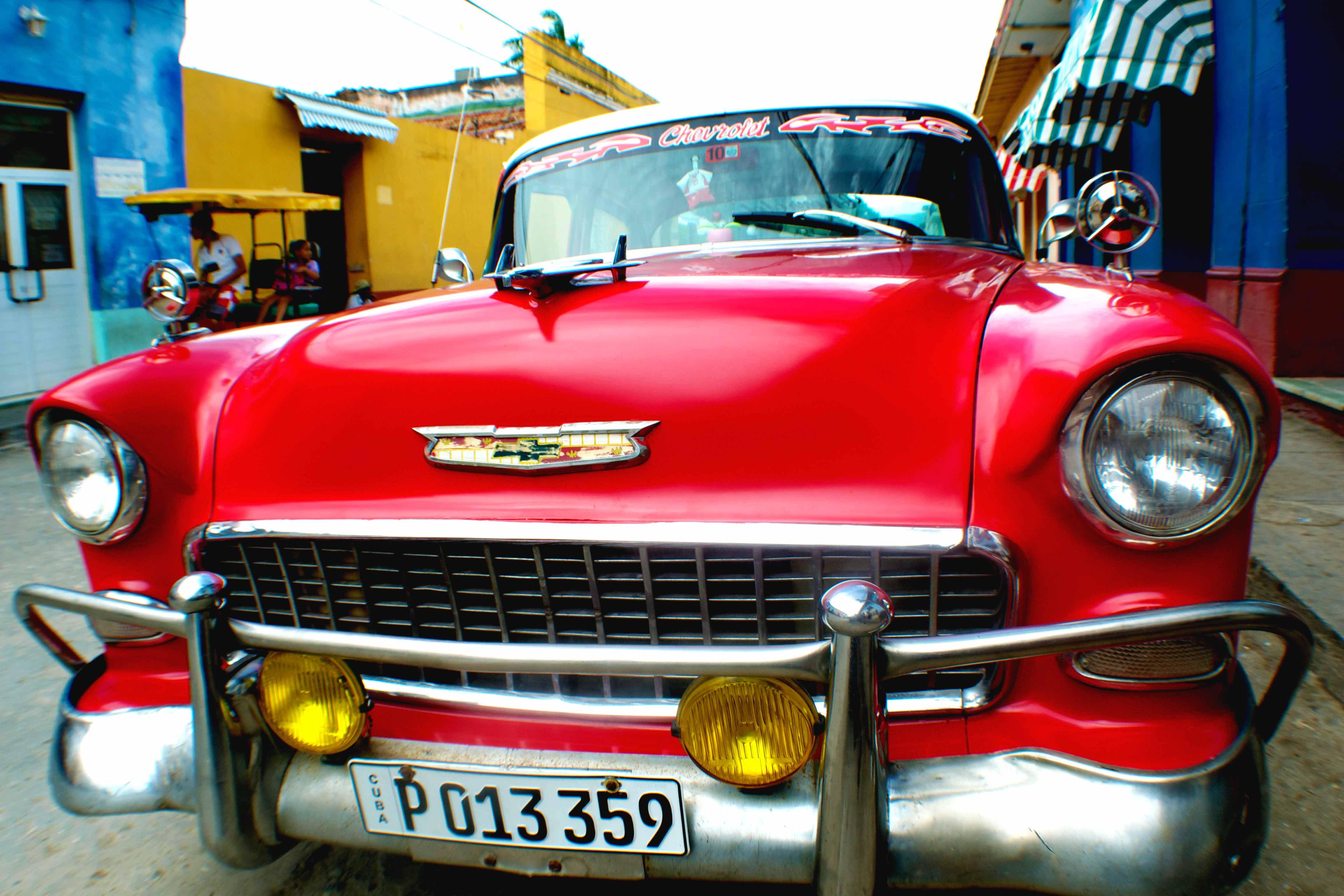 Cuba Classic Cars Video