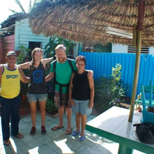 How To Stay With Local Families in Cuba