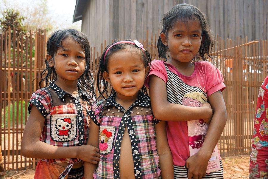 Veun Sai Chinese Village
