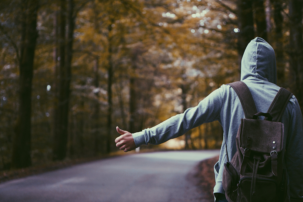 LEARN HOW TO BACKPACK THE WORLD