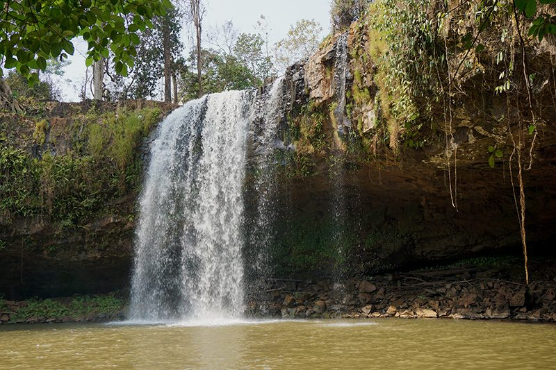 Banlung Cambodia  city photo : Waterfalls in Banlung, Cambodia