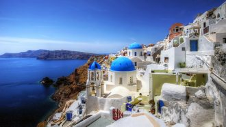Cheap holiday in Greece