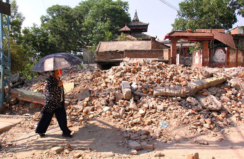 Nepal Earthquake Photo Series