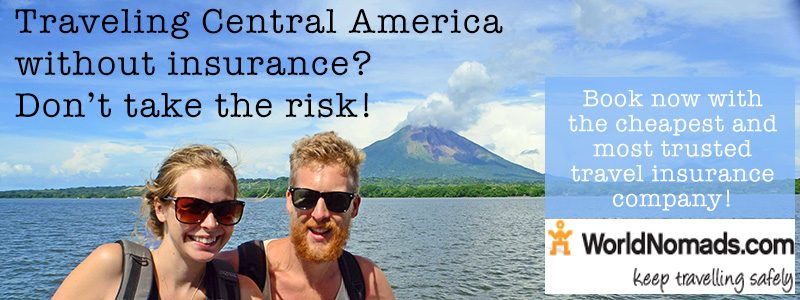 travel insurance in Central America