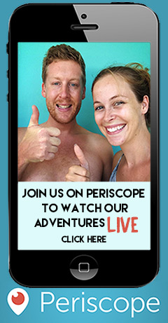 travel bloggers on periscope
