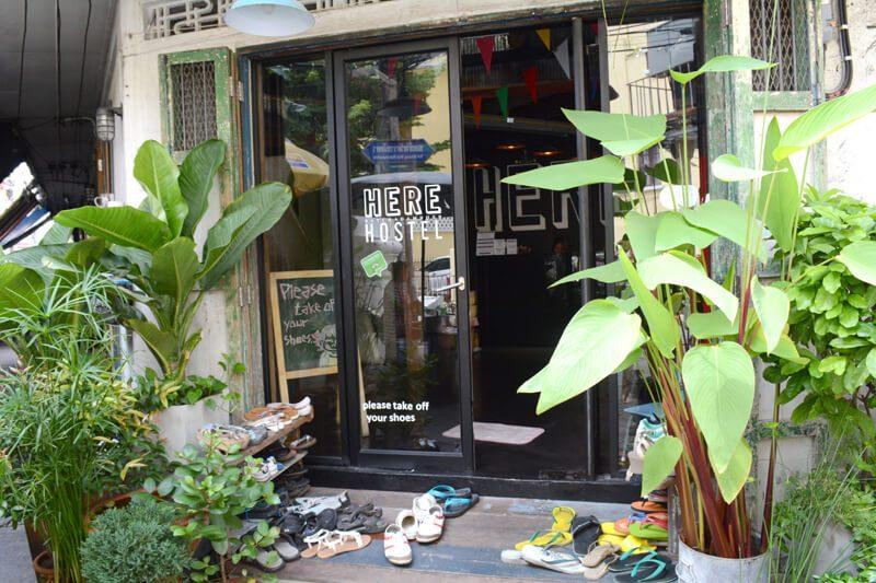 best-hostel-near-khao-san-road