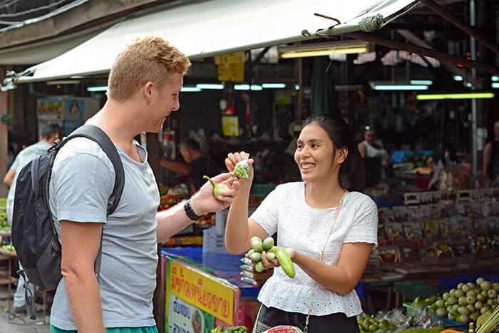 chiang mai market tours