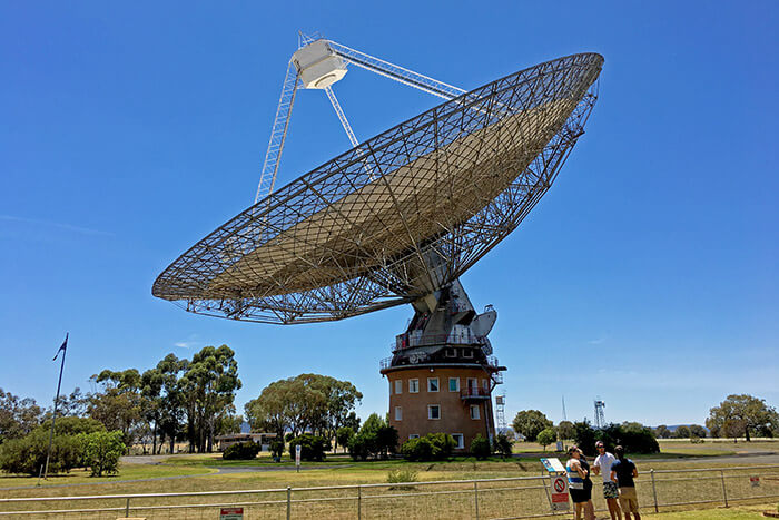 the dish parkes nsw