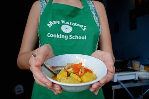 vegan cooking class in chiang mai
