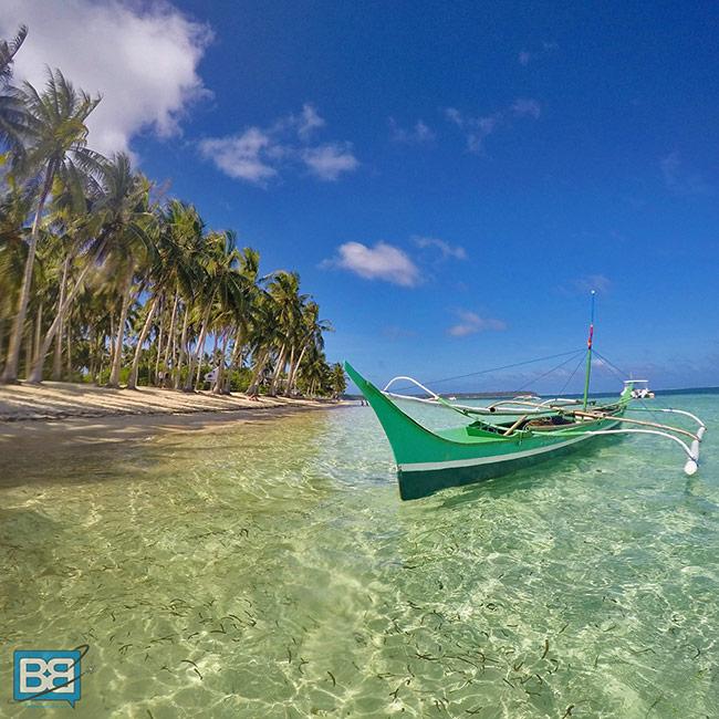 Siargao philippines travel itinerary