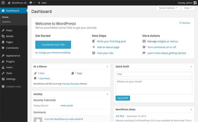 wordpress setup for travel blogger