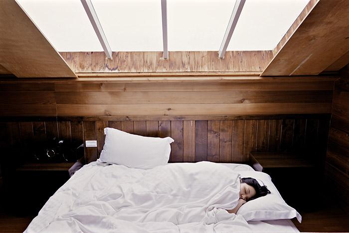 best bed in a hostel