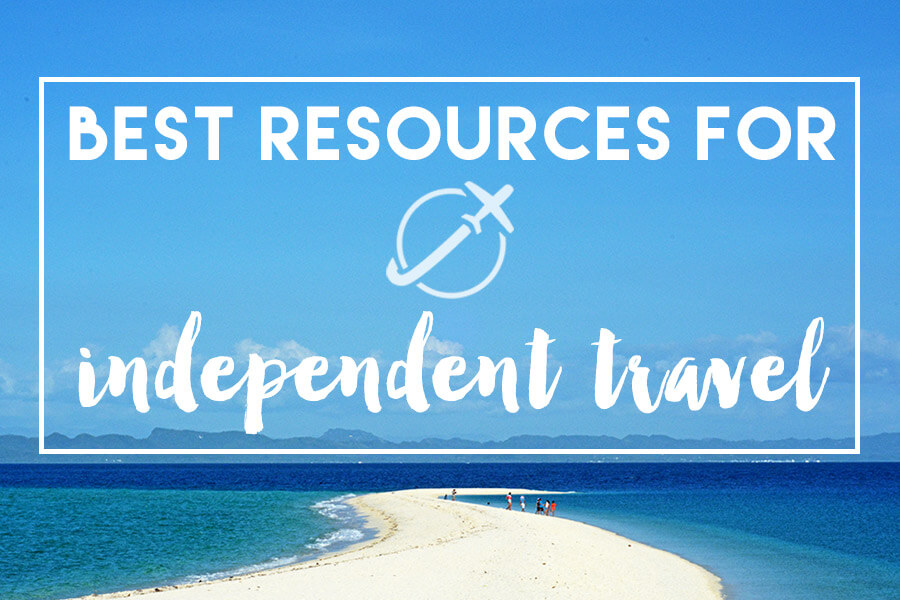 best resources for independent travel