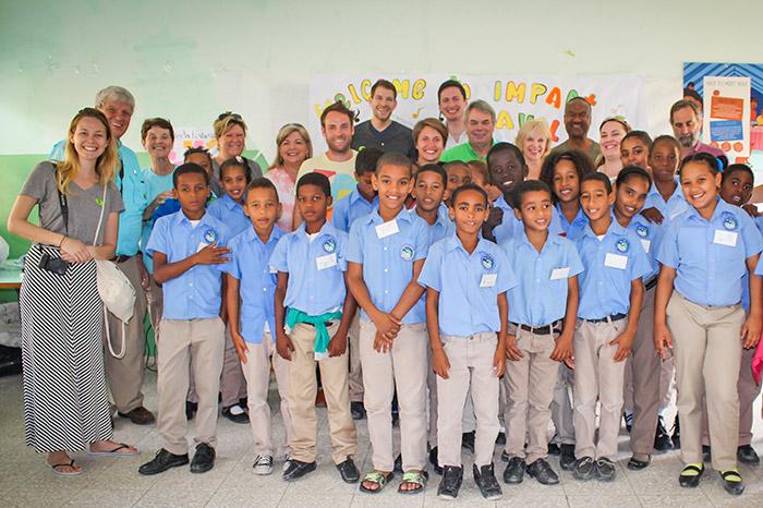 Fathom social impact travel Dominican Republic
