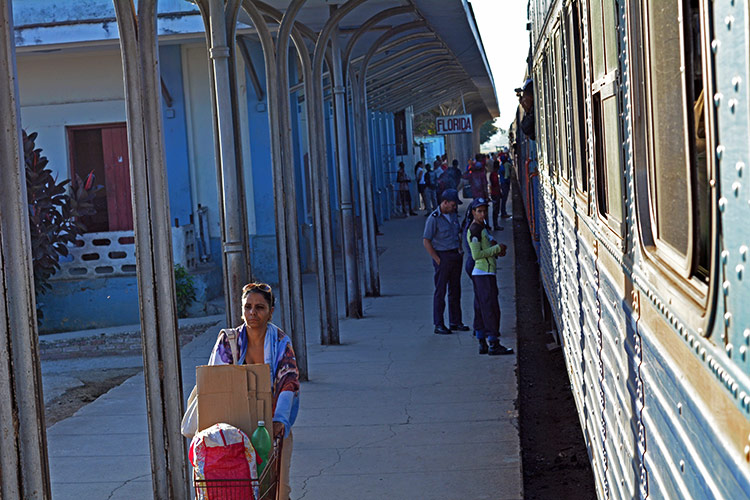 Rail transportation in Cuba
