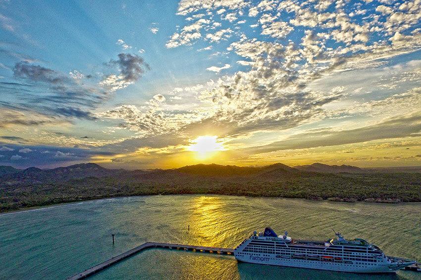 fathom cruises dominican republic