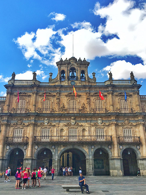 Itinerary for three week road trip spain