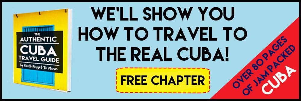 cuba travel guide ebook