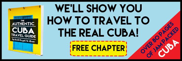 best cuba travel guide