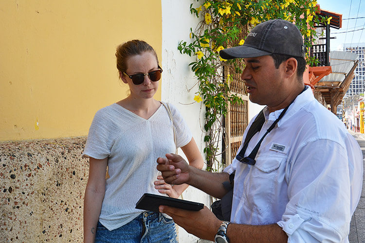 sustainable tours in cartagena