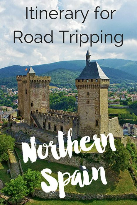 Itinerary for Northern Spain Road Trip