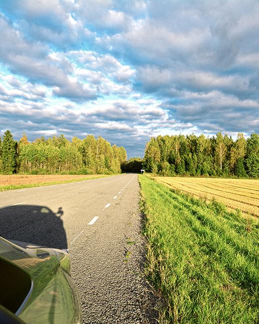 road trip estonia