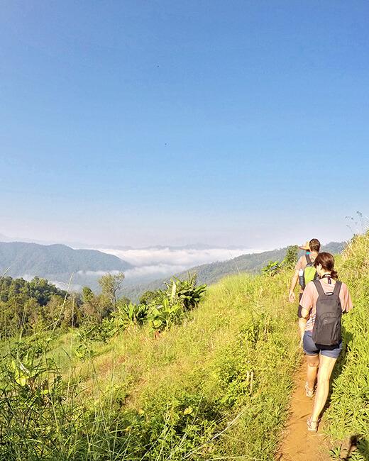 responsible hiking tour operators